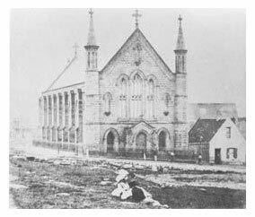 St Patrick's Church is Built