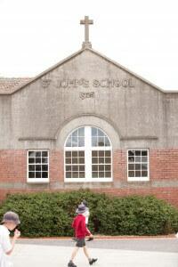 St. John's School is Established