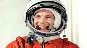 First Man to Orbit the Earth-USSR