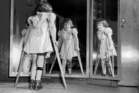 Inicio de campaña de vacunación contra la polio