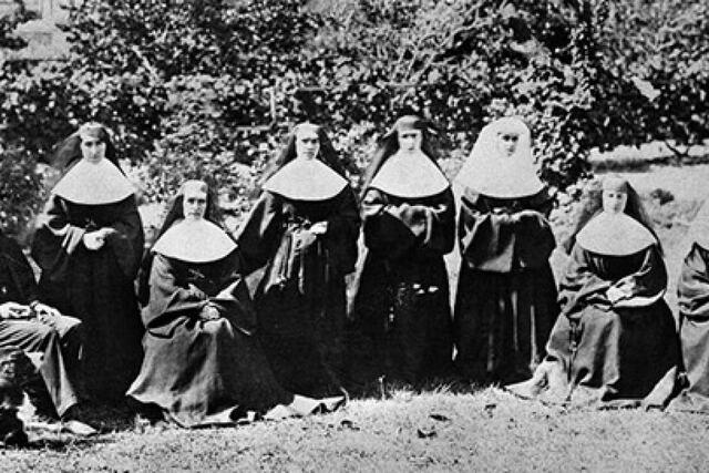 The Presentation Sisters Arrive in Australia