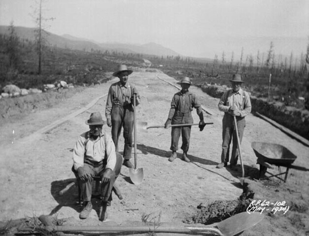 Workers: Relief Camps (2)