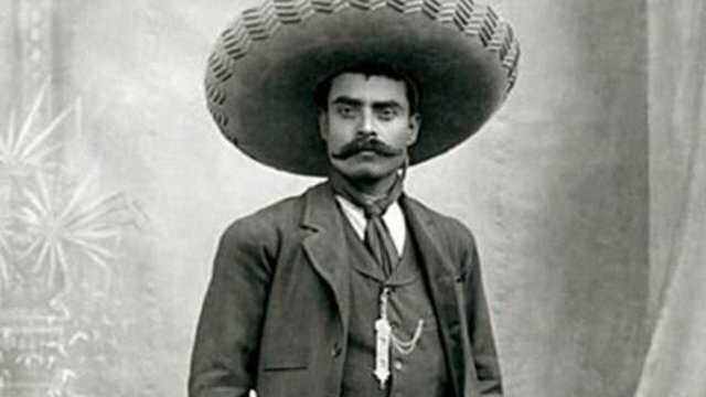 Zapata proclama el Plan de Ayala