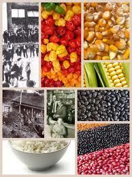 Alimentación en 1920