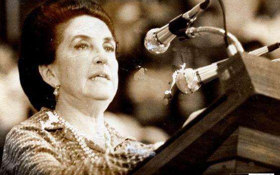Primera mujer gobernadora en México