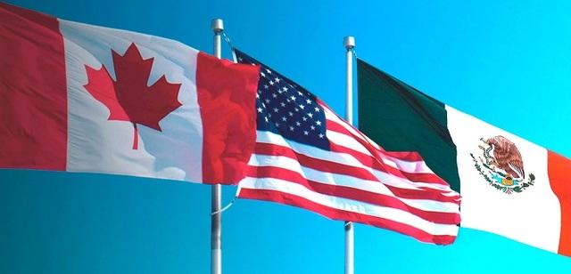 Se firma el TLC entre EU, Canadá y México.