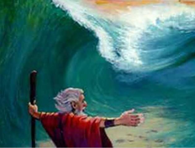 La liberación de los israelitas