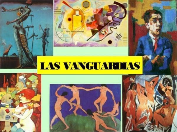 Las Vanguardias SIGLO XX
