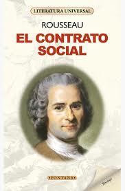 El contracte social de Rousseau