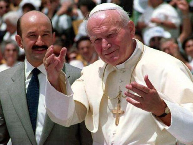 El Papa viene a México