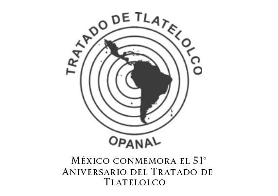 México se opone a las armas nucleares