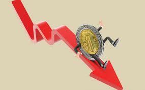 Devaluación de peso-dolar, 8.65 a 12.50.