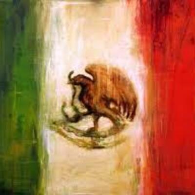 La vida política, social y culinaria en México. timeline