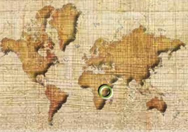 Homo habilis (Localització)