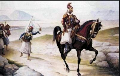 Η απελευθέρωση της Τριπολιτσάς - Κολοκοτρώνης