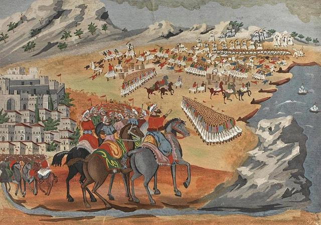 Η μάχη στο Πέτα
