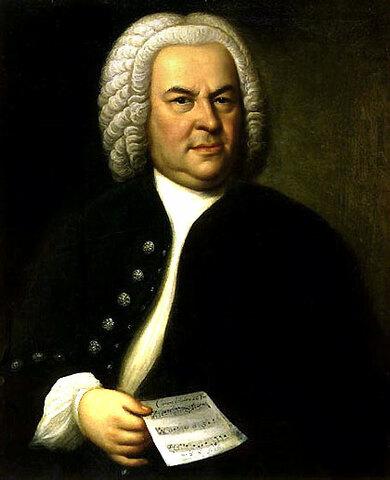 Johann Sebastian Bach ( 1685 - 1750)