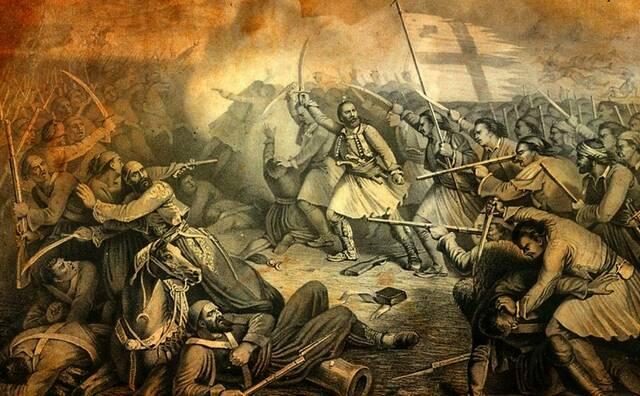 1825: Μανιάκι