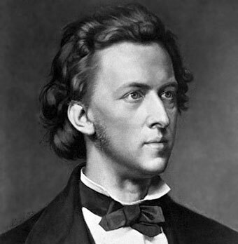 Frédéric Chopin (1810 -1849)