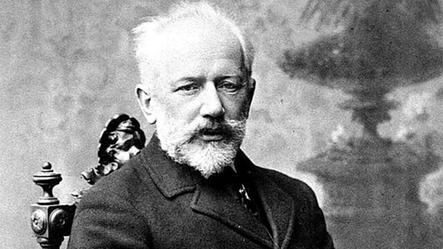 Piotr Ilich Chaikovski ( 1840 -  1893)