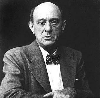 Arnold Schönberg (1874 -  1951)