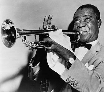 Louis Armstrong (1900 - 1971)