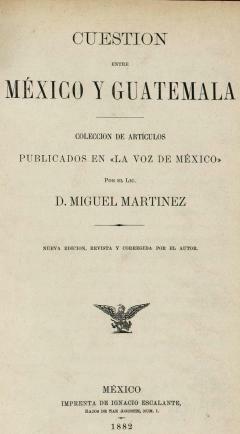 México y Guatemala