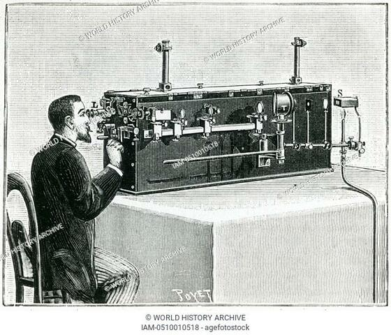 Albert Abraham Michelson desarrolló el interferómetro