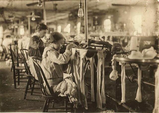 Reducen la jornada laboral para niños y mujeres