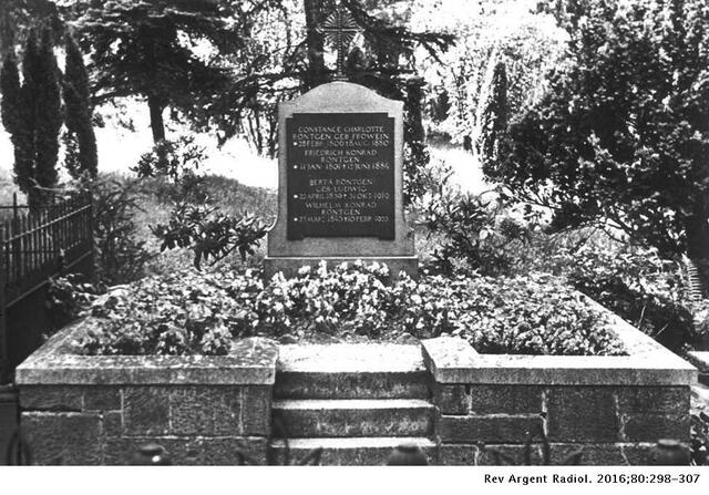 Muere Wilhelm Conrad Roentgen