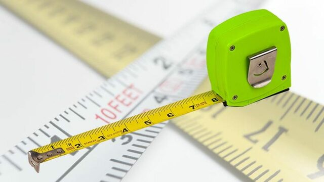 En la conferencia de pesas y medidas.