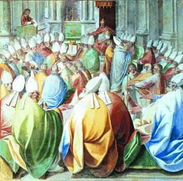 Εκχριστιανισμός των Βουλγάρων και Πρώτο Σχίσμα