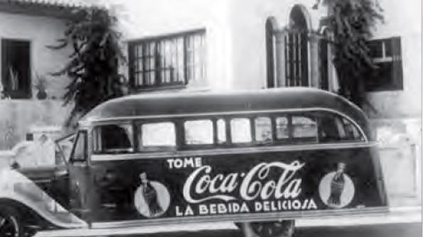COCA-COLA LLEGA A MEXICO