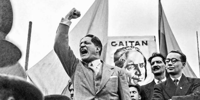 Muerte Jorge ELiecer Gaitan