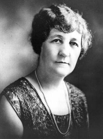 January 5, 1925 - Ma Ferguson