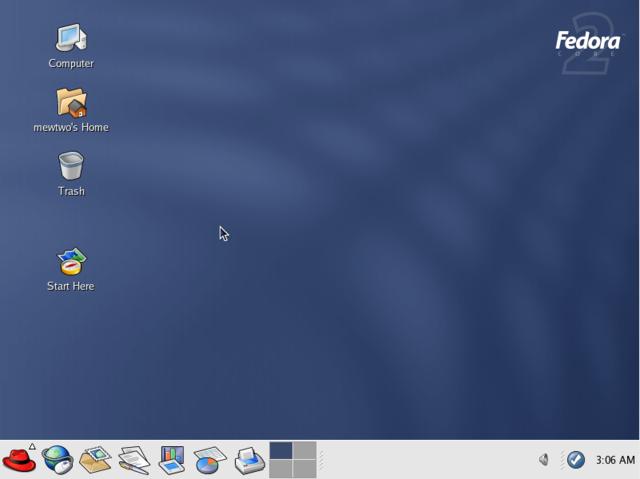 Fedora Core2