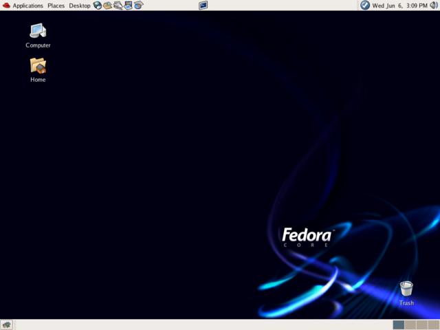 Fedora Core4