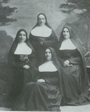 Establishment of the Sisters of St Joseph