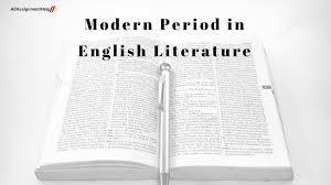 Modern period ( 1914)