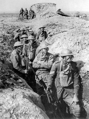 -1 The Battle of The Somme
