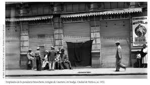 La huelga de 1948 y la comisión encargada de la industria panificadora.