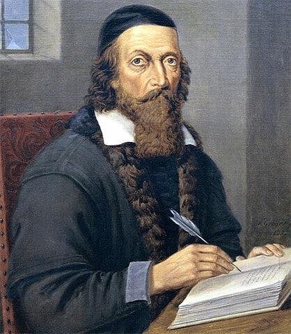 JUAN AMOS COMENIO 1592 - 1670