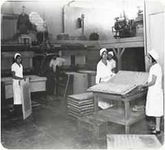 Los jovenes no deseaban ser panaderos.