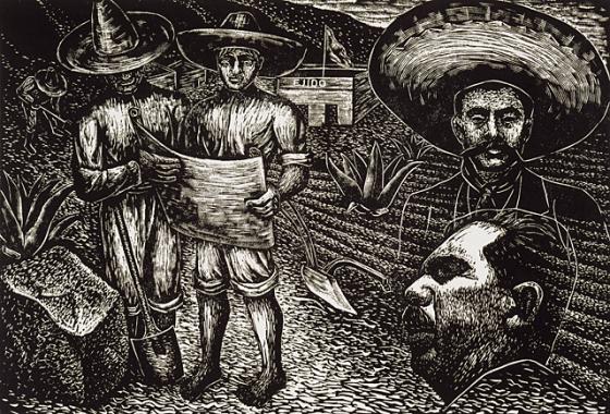 Reparto agrario (1915-1992)