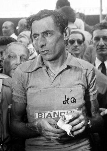 Muore il mitico Fausto Coppi