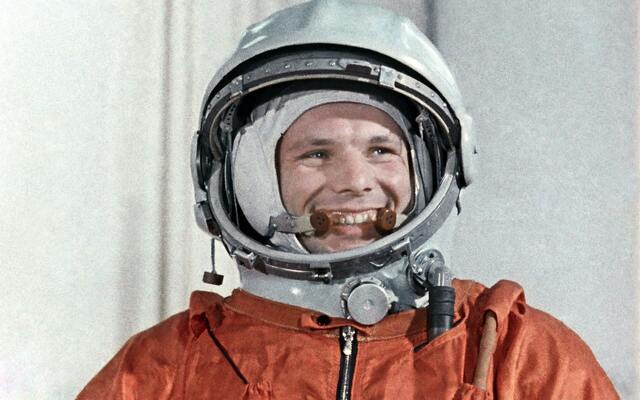 First man to space - USSR