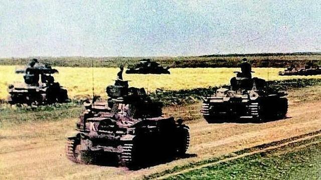 Alemanya ataca a l'URSS