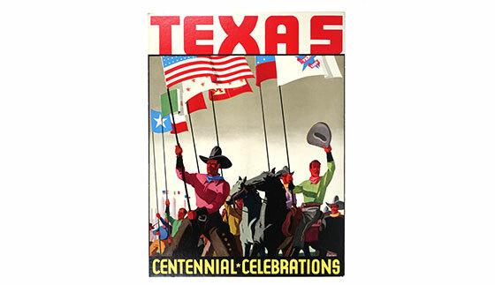 June 6, 1936 - Texas Celebrates the Centennial