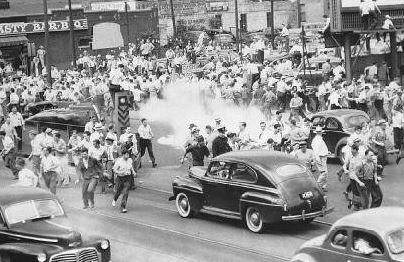 June 1, 1943 - Beaumont Riot