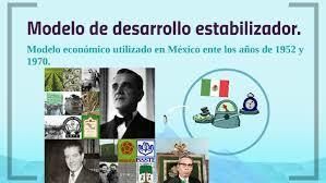 EL DESARROLLO ESTABILIZADOR